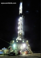 National 610-E 750 HP Drilling Rig for Sale