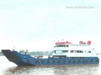 Landing Craft 45 Meters Passenger Ferry for Sale