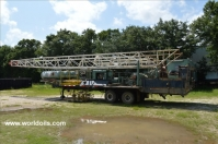 Layne-Ark Table Drive Drill Rig