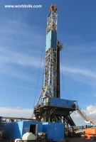 Lewco Cameron LDW 750K Drilling Rig for Sale