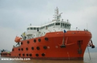 Maintenance Work Vessel for Sale