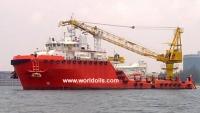 Work Maintenance/Construction Vessel