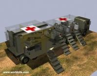Mobile Hospitals, Medical Trailers