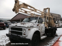Mobile B52 Used Drilling Rig for Sale