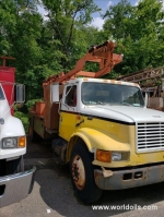 Mobile B56 Drilling Rig for Sale