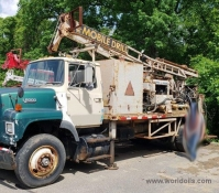 Mobile B57 Drilling Rig for Sale