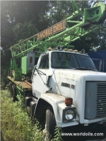Mobile B61 HDX Drilling Rig for Sale