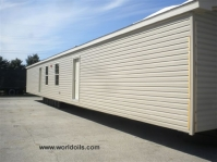 Ready Mobile Homes for Oilfields in USA