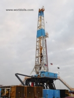 National 110 Drilling Rig for Sale