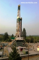 OIME 2000 SCR Drilling Rig for Sale