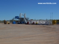 1000HP Heli rig - Helicopter Land Rig For Sale