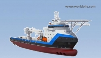 Offshore Support Vessel - 90m - For Sale