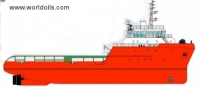 Offshore Support Vessel - 60m - for Sale