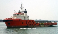 Offshore Support Vessel - 55m for Sale