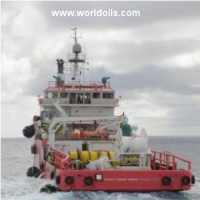 Support Vessel - 58m - For Sale