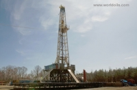 Box on Box 2000hp Oilwell E2000 Land Rig for Sale