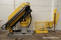 Outreach Offshore Hydraulic Access Basket OSB 240 for sale
