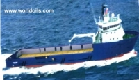 New Utility Supply Vessel for Sale