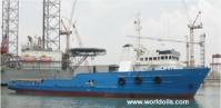 Platform Supply Vessel - 66.5m for Sale