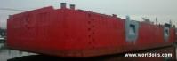 Pontoon Barge - 38m - for Sale
