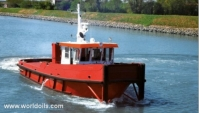 Pusher Tug - 2010 Built for Sale