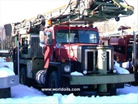 Reichdrill T-650-W Drill Rig