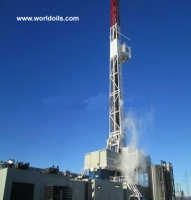 Cantilever triple Drilling Rig for Sale