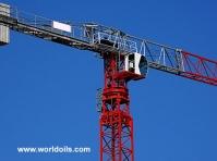SAEZ TLS 65 Tower Crane for Sale
