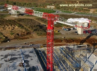 SAEZ TLS 75 Tower Crane for Sale