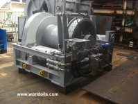 Saturation Dive Winches for sale