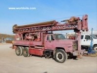Schramm T-450W Top Drive Drill Rig for Sale