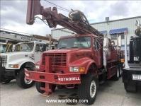 2000 Built Schramm T300 Drill Rig For Sale