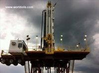 Schramm T500XD 1500HP Drilling Rig for Sale
