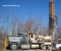 Schramm T64HB Used Drilling Rig