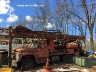 Schramm T450BH Drill Rig with GT conversion