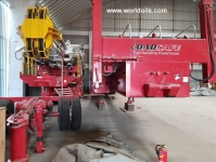 Schramm TXD Trailer Mounted Drill Rig for sale
