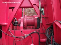 Seatrax Crane Model S6020 for Rent and Sale