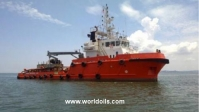 Seismic Support Vessel for Sale