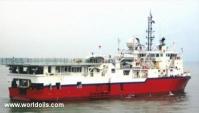 Seismic Support Vessel - 2005 Built - For Sale