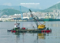 Self Propelled Barge - 24m - for Sale