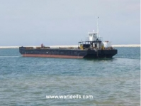 Self Propelled Flat Barge - 48m - For Sale