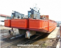 Self Propelled Hopper Barge - 62m - For Sale