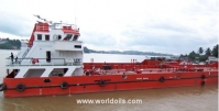 Self Propelled Oil Barge - 2500 KL - For Sale