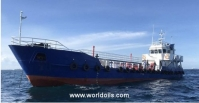 Self Propelled Oil Barge - 250 KL - For Sale