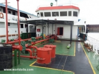 Self Propelled Oil Barge - 45m - For Sale