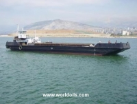 Self Propelled Split Hopper Barge - 41m - For Sale