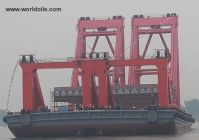 Over 2500 ton Floating Crane