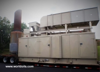 Gas Turbine Generator Set