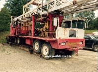 Gefco/Speedstar 150K Drill Rig for Sale