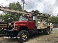 Speedstar DMAC Drill Rig for Sale